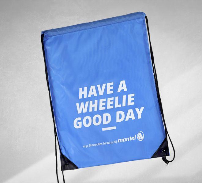 Have a wheelie good day
